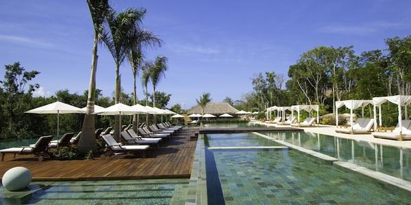 Pool Riviera Maya