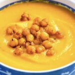 Cozy Roasted Butternut Squash and Coconut Spice Soup