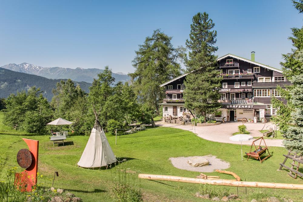 Sustainability Pioneer Hotel Celebrates 111th Year