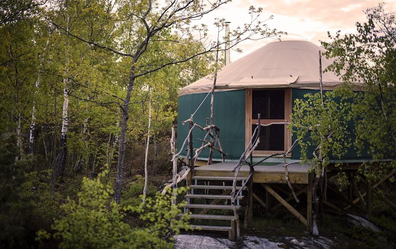Dao Retreats at Greenstones, Sweden
