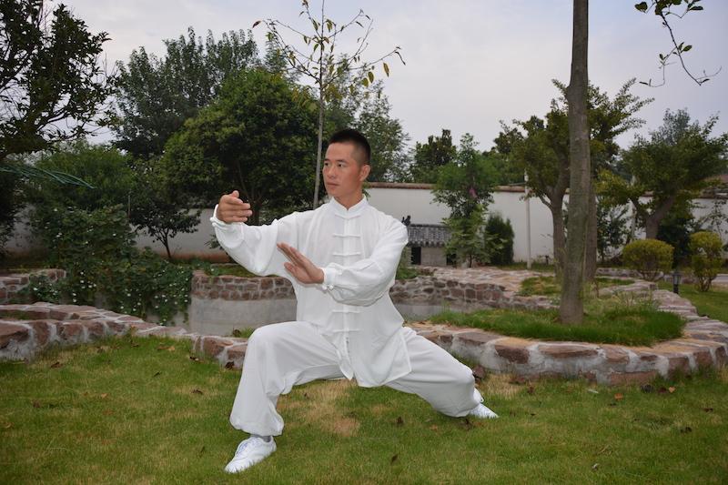 Maling Shaolin Kungfu Academy China