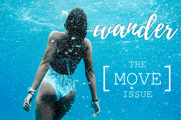 Wander Spring 2018 Issue