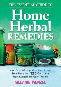 home herbal remedies book cover