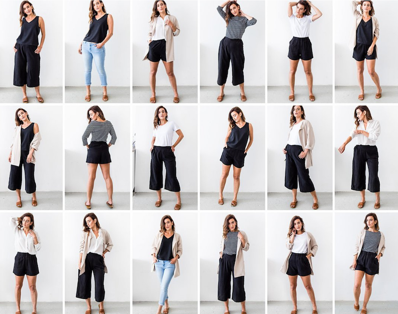 Encircled - Versatile, Minimalist Clothing Made in Canada