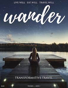 Wander Fall 2018 Issue