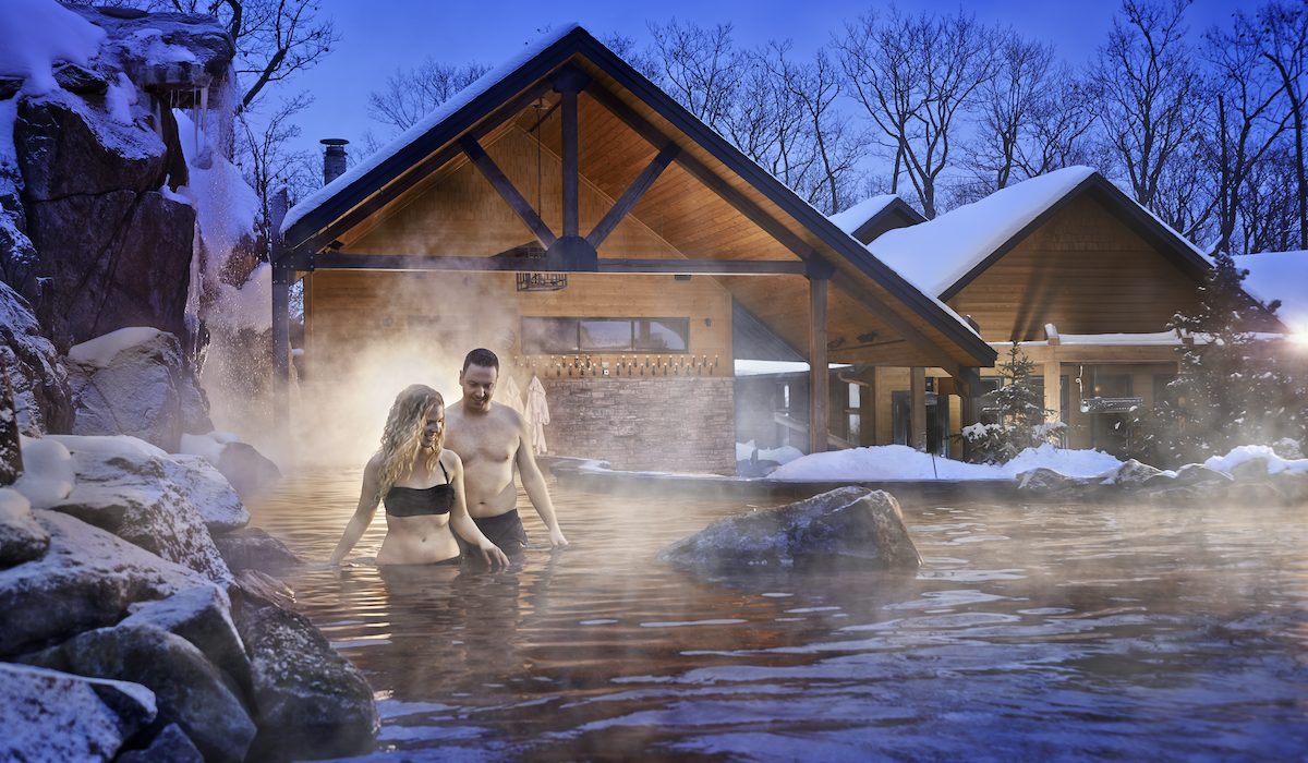 Nordik Spa Nature Couple