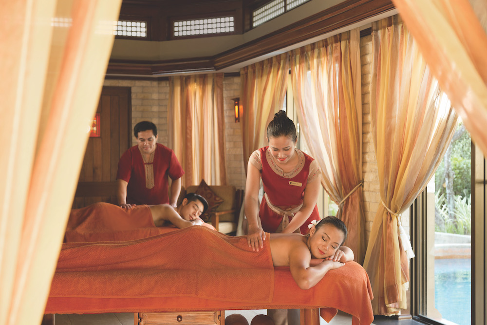 Enjoy Unlimited Spa Treatments at Luxe Cebu Resort