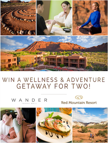 Red Mountain Giveaway