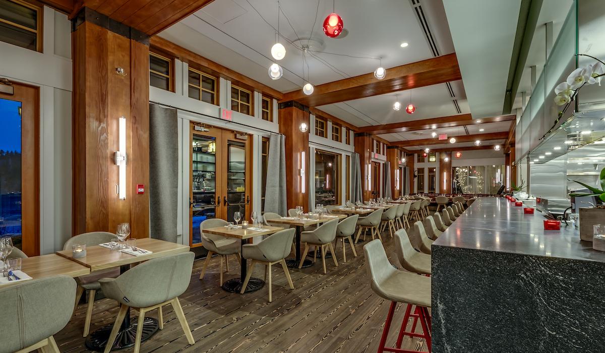 Nita Lake Lodge Aura Restaurant