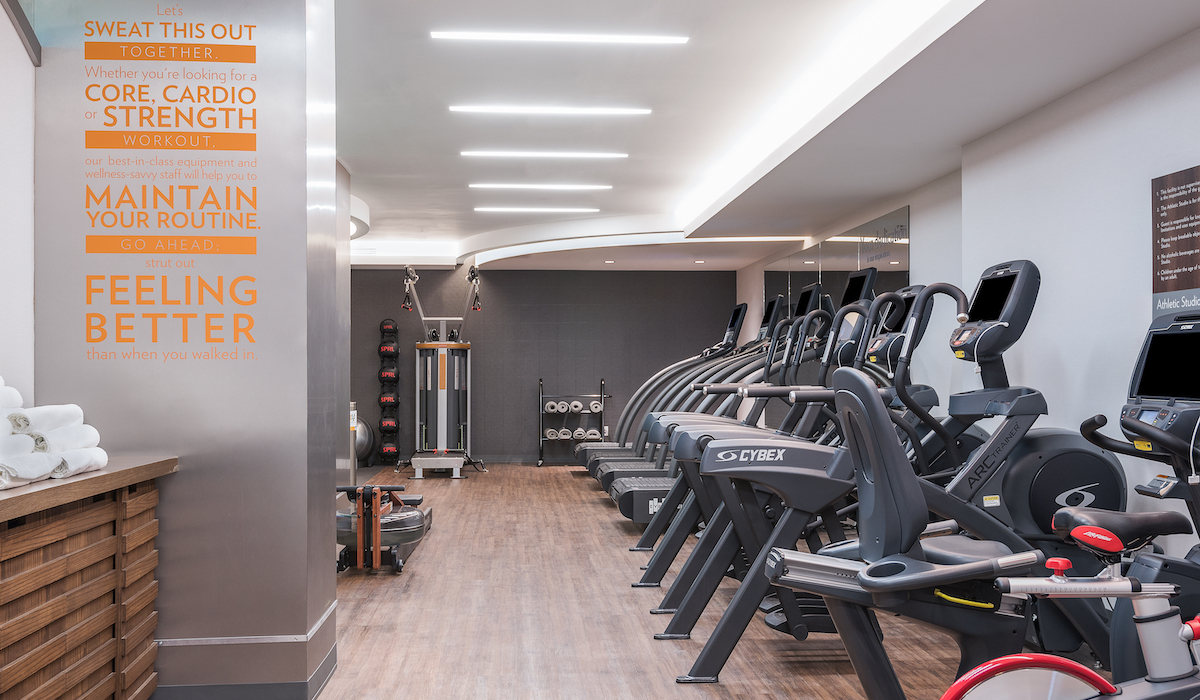EVEN Hotel New York - Times Square South Fitness Room