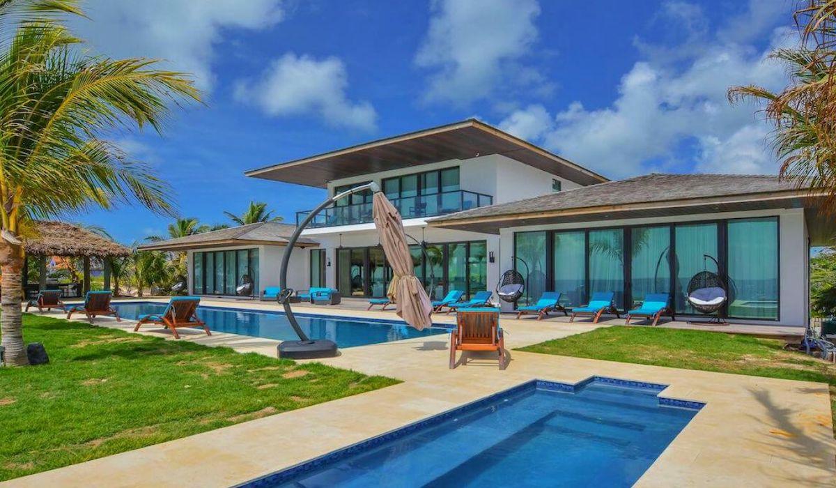 La Palmeraie Resort, Harbour Island, Bahamas, Villa