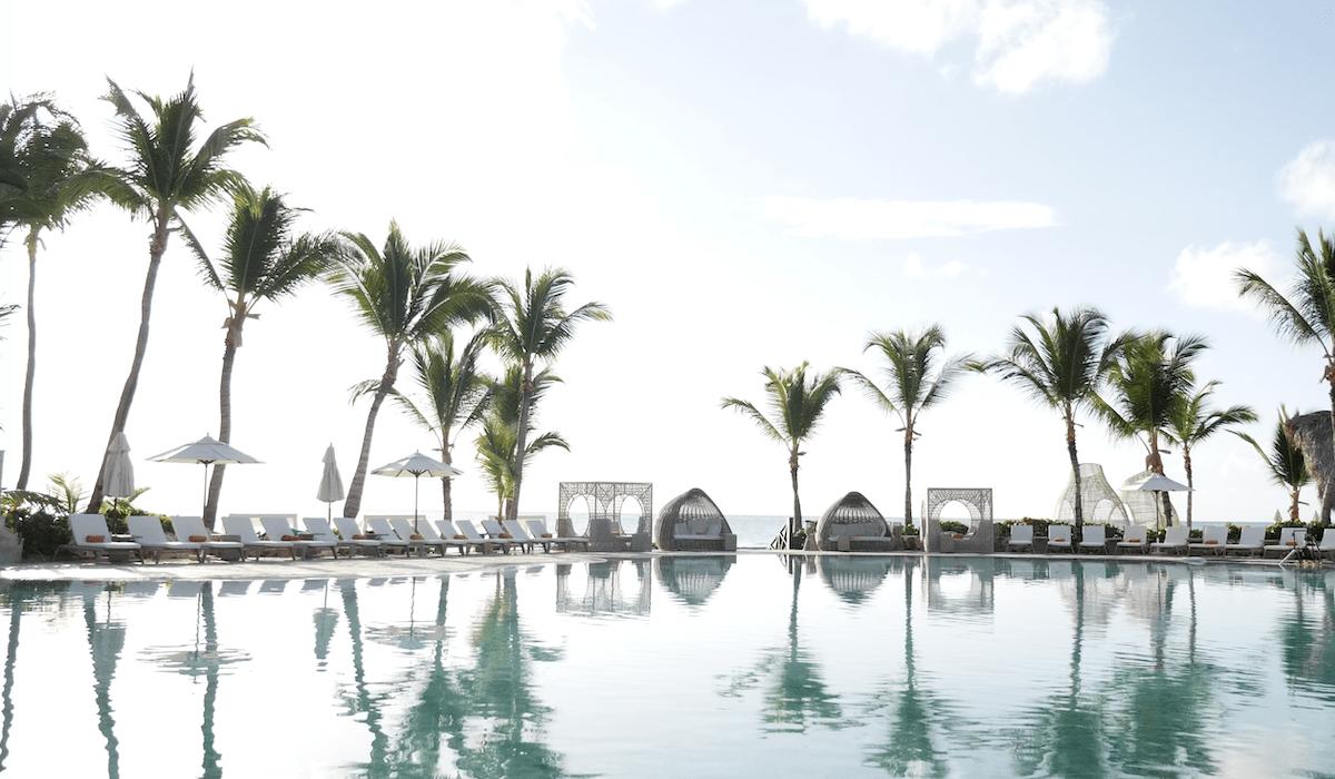 Hotel Sanctuary Cap Cana Pool