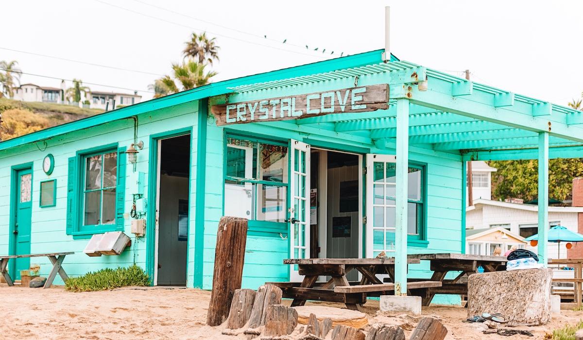 Newport Beach, California Crystal Cove
