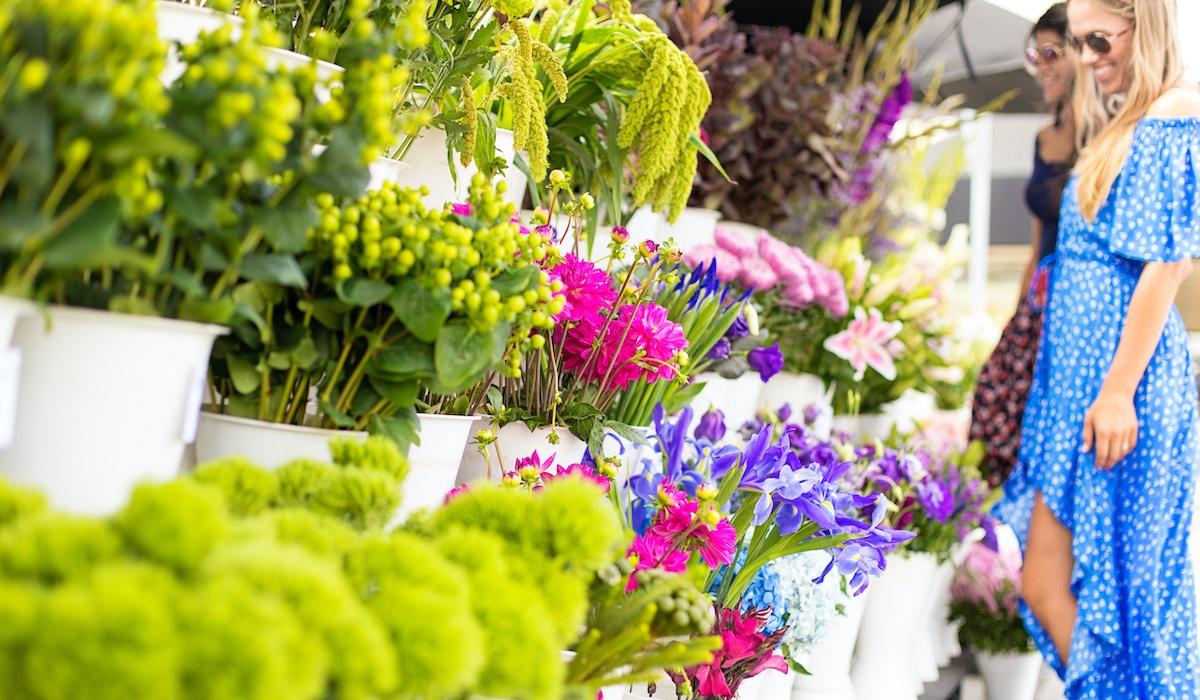 Newport Beach, California Flower Shop