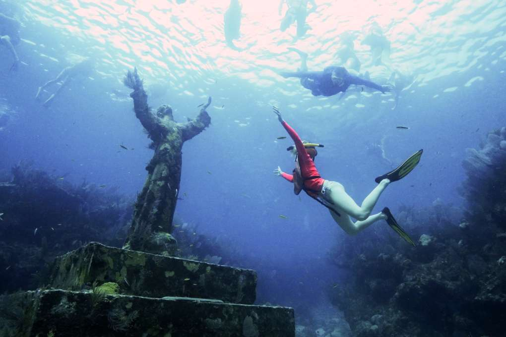 Visit Florida The Florida Keys: John Pennekamp Coral Reef State Park, Key Largo