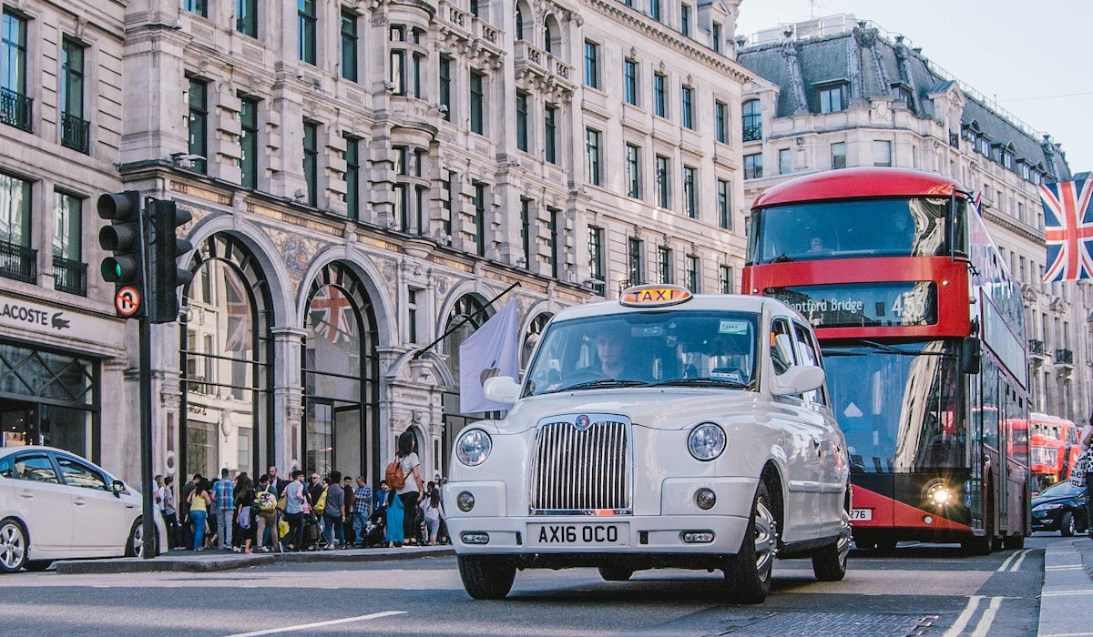 Oxford Street, London, United Kingdom