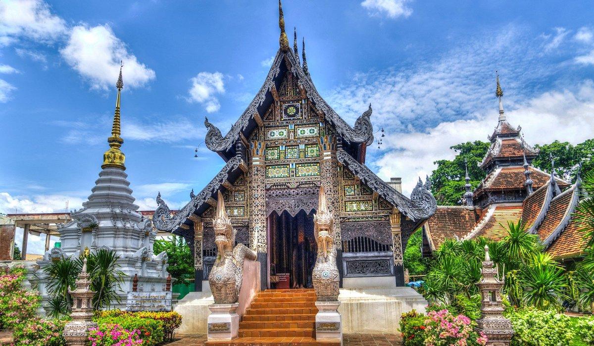 Chiang Mai Temple Thailand