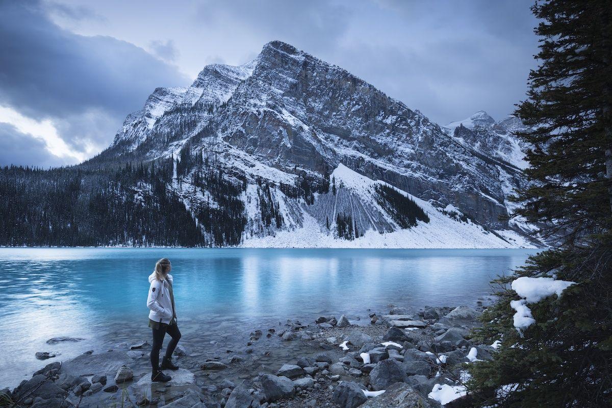 Fairmont Chateau Lake Louise Retreat Winter