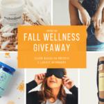 Wander Fall Wellness Giveaway