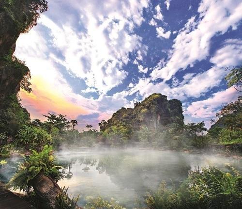 Banjaran Hotsprings Retreat