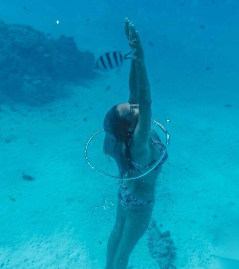 Tahiti Bora Bora Swim