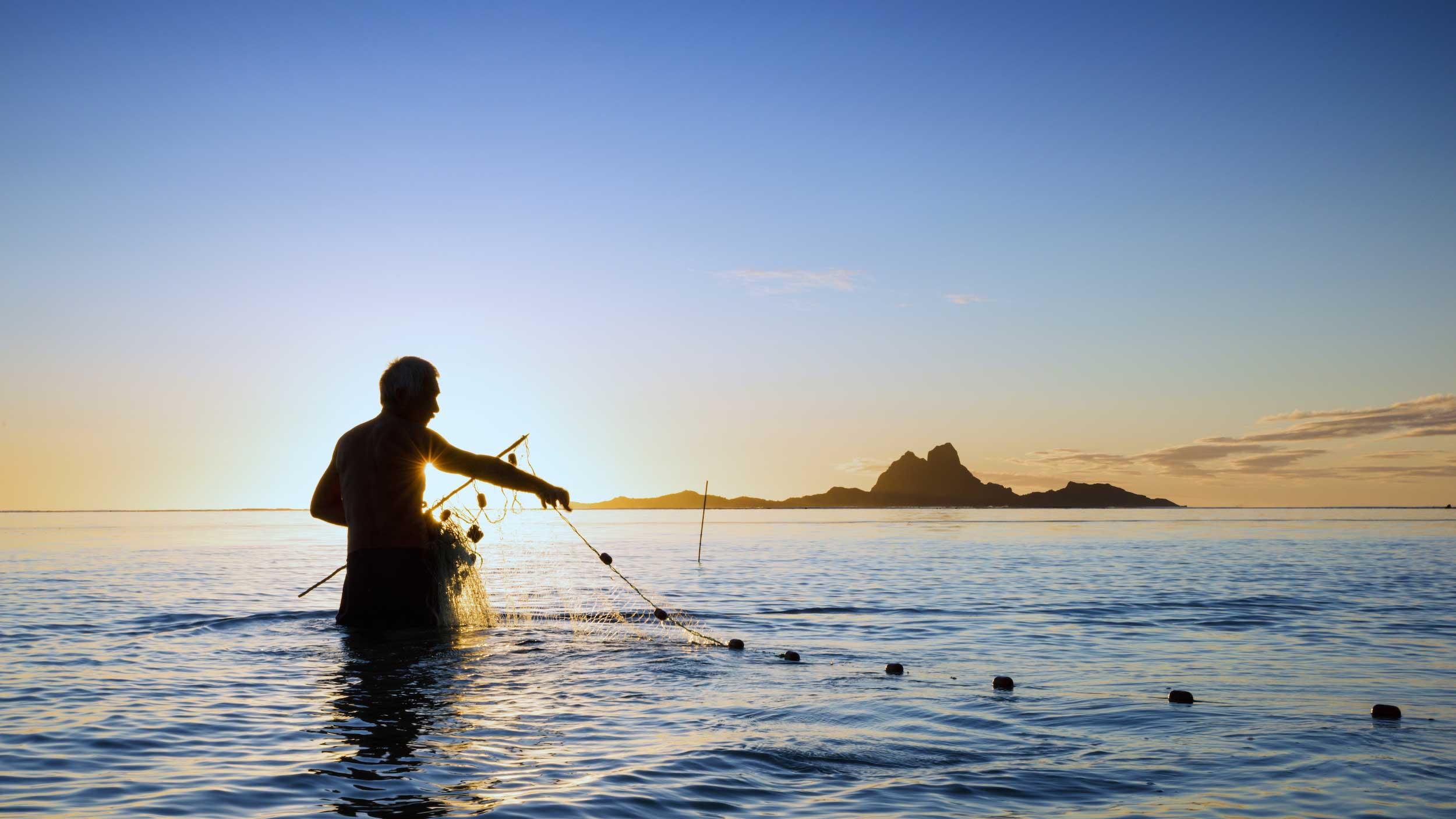 Tahiti Fishing