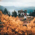 fall hike mental health